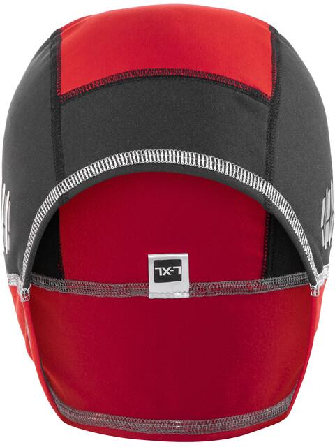 Mavic Winter Headwear red/black